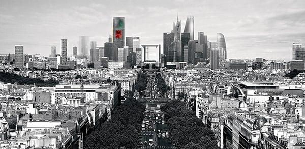 Parigi: rinnovamento sostenibile