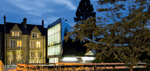 Investcorp Building Ampliamento del centro di ricerca universitario