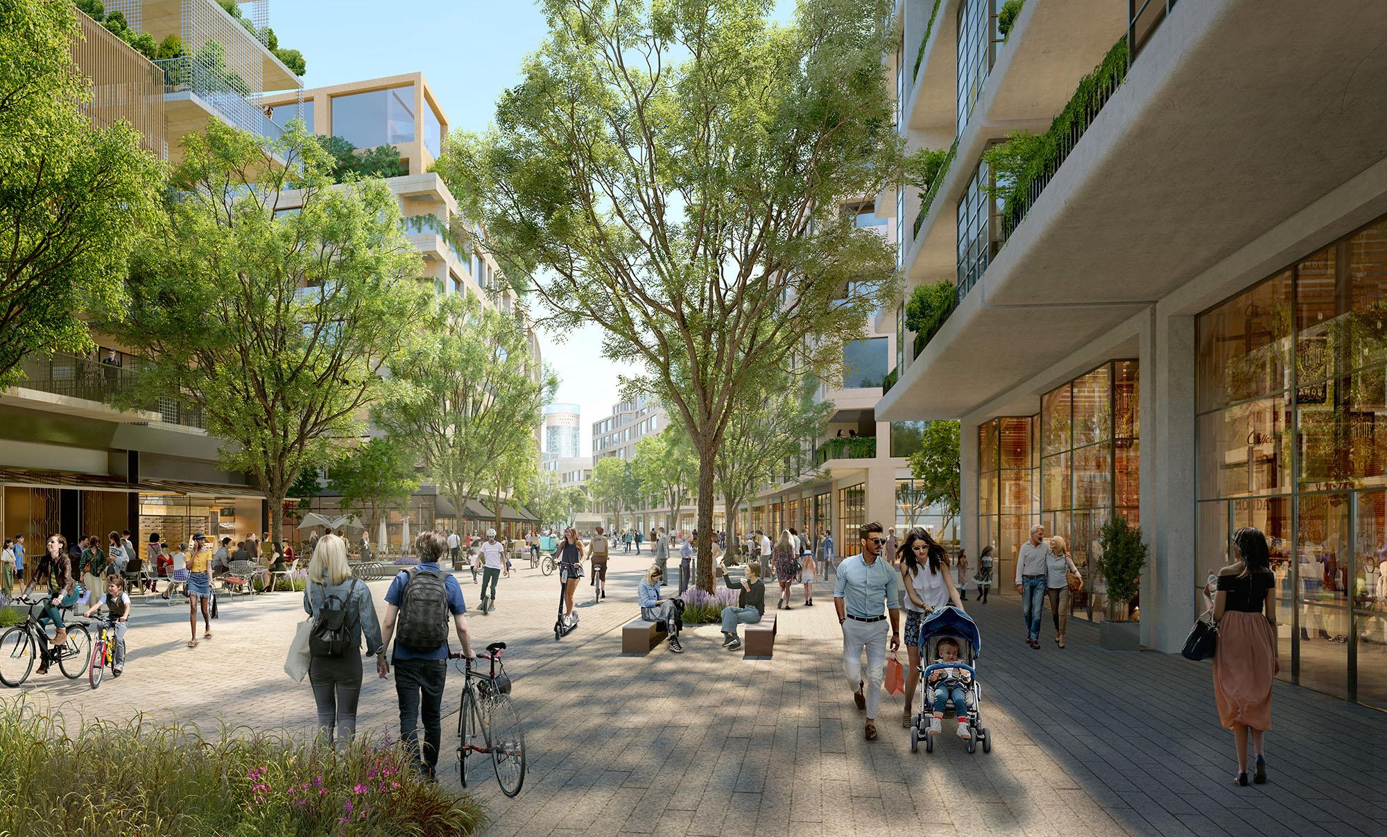 Il più grande intervento di rigenerazione urbana in Italia MilanoSesto