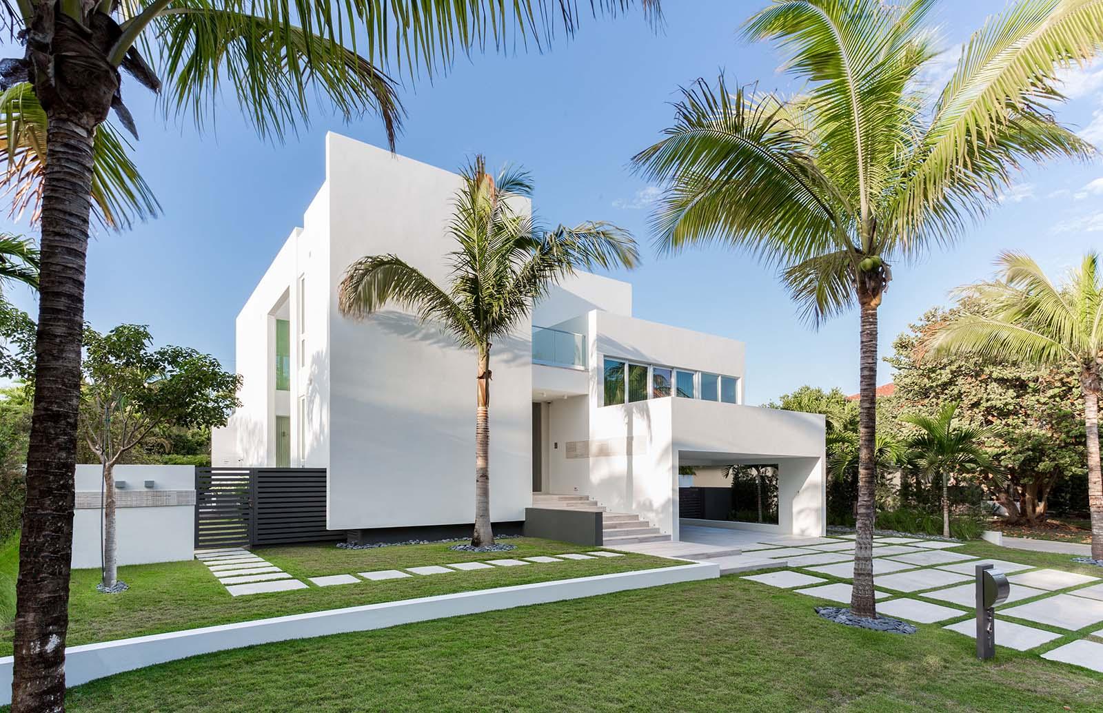 Villa RL, un'abitazione galleggiante a Miami