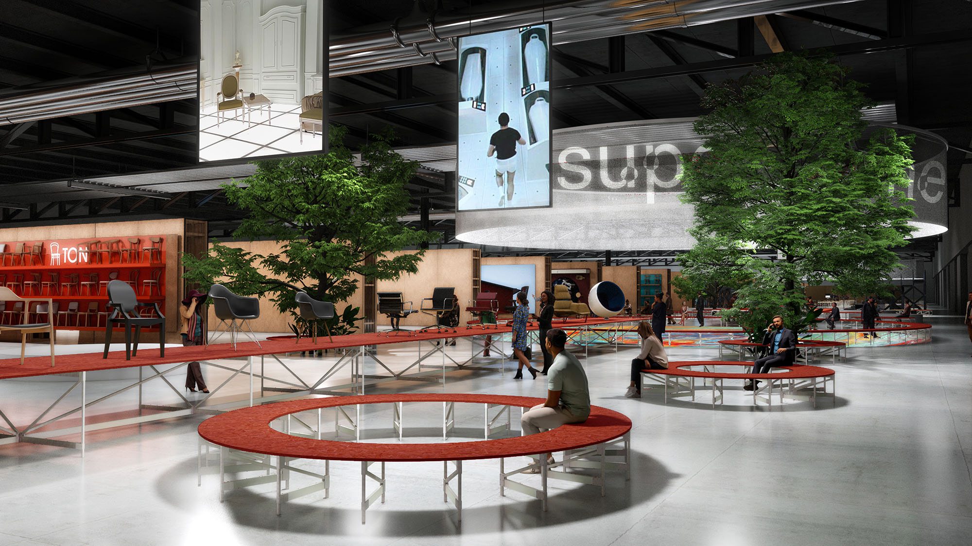 Supersalone opens its doors at Fiera Milano