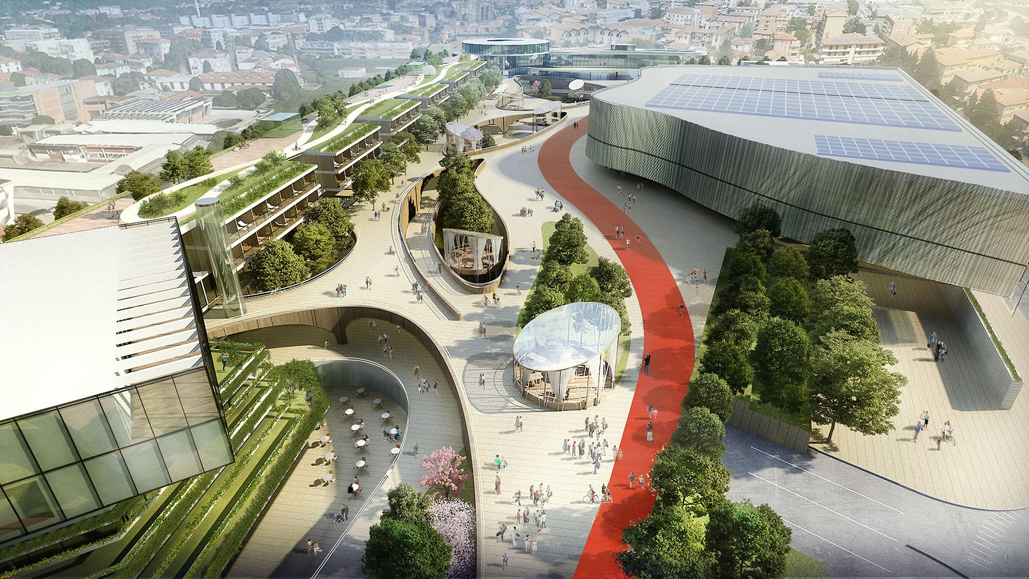 Progettare il futuro, la smart city Chorus Life e non solo…