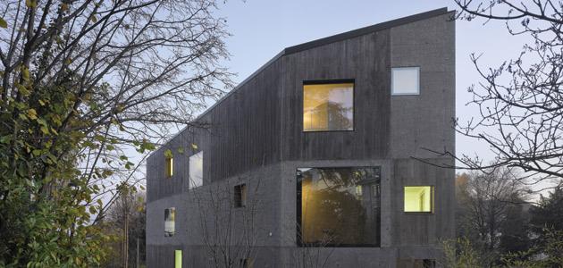 Ciclo di conferenze: Architettura in Svizzera