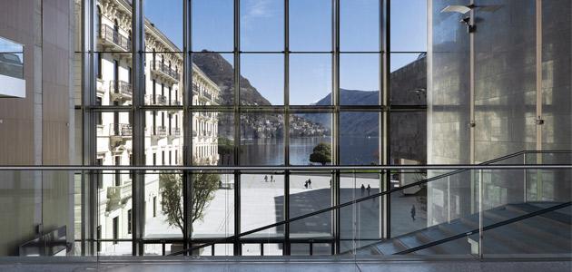 Architettura in Svizzera. Dialogo tra storia e contemporaneità.