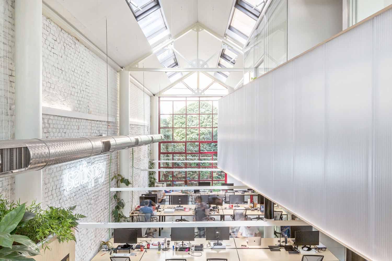 Uffici smart, verdi e interconnessi