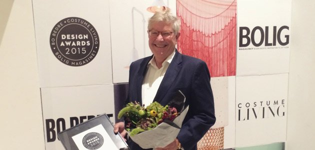 Danish Design Awards 2015: premiato Knud Erik Hansen