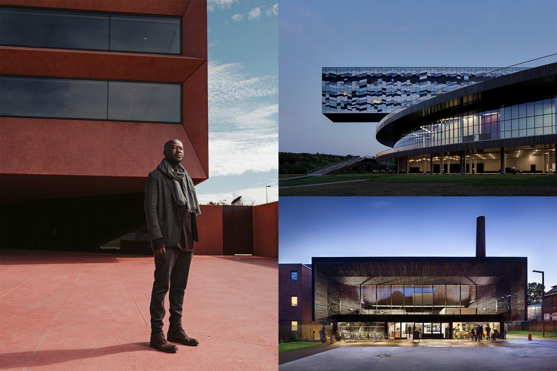 Sir David Adjaye to receive 2021 Royal Gold Medal for Architecture