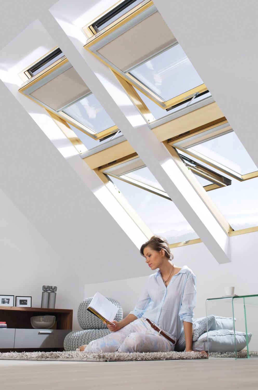 Fakro for Dimensioni finestre velux nuova costruzione