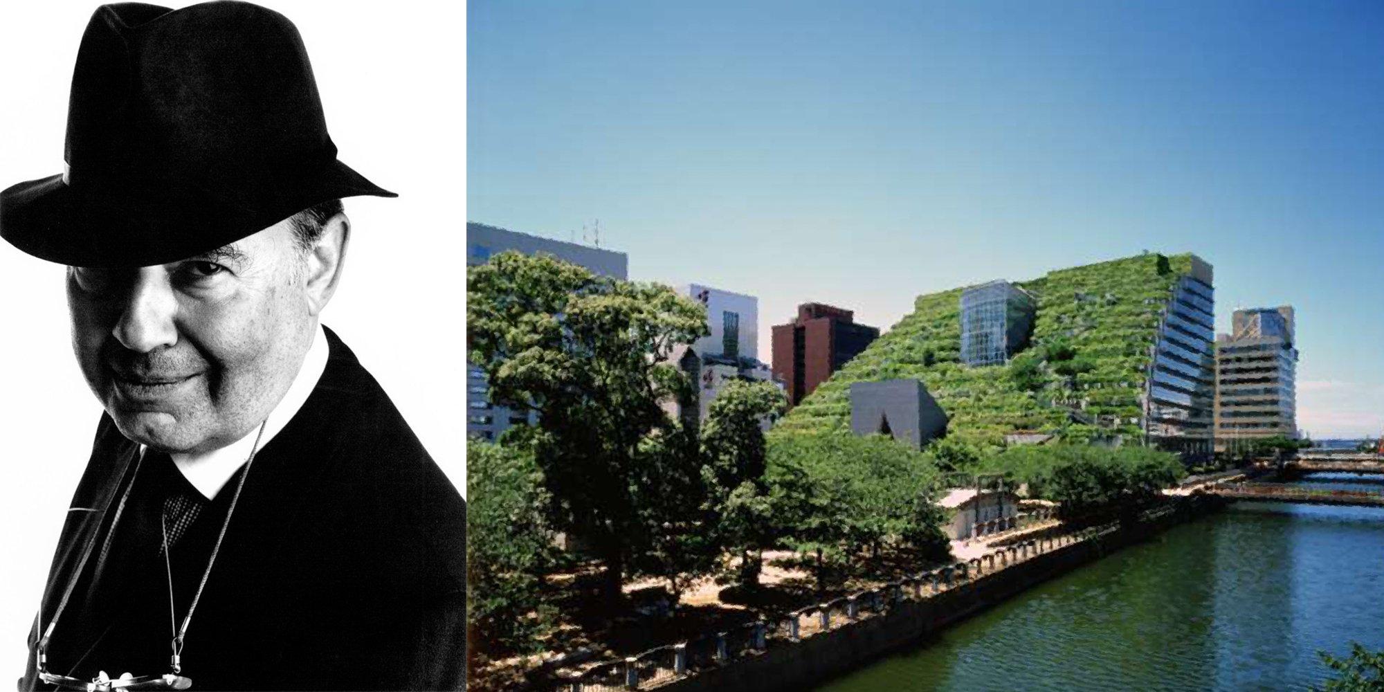 Emilio Ambasz Institute, il MoMA apre le porte all'Architettura Green