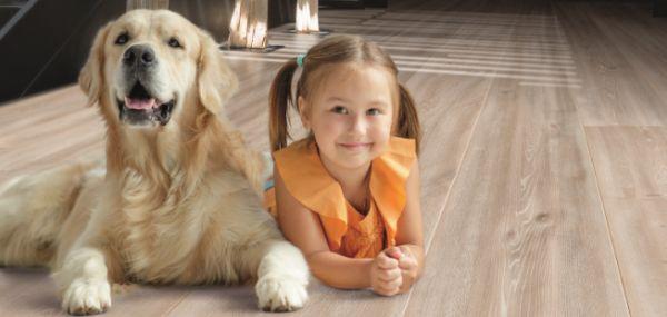 Nuova vernice igienizzante per pavimenti in legno | THE PLAN