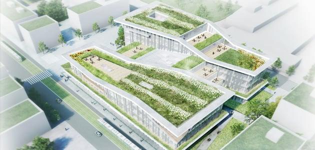 La nuova architettura I segni premonitori di un avvento