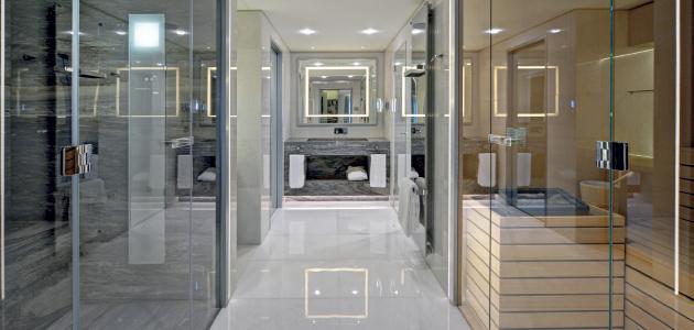 Excelsior Hotel Gallia Benessere di design