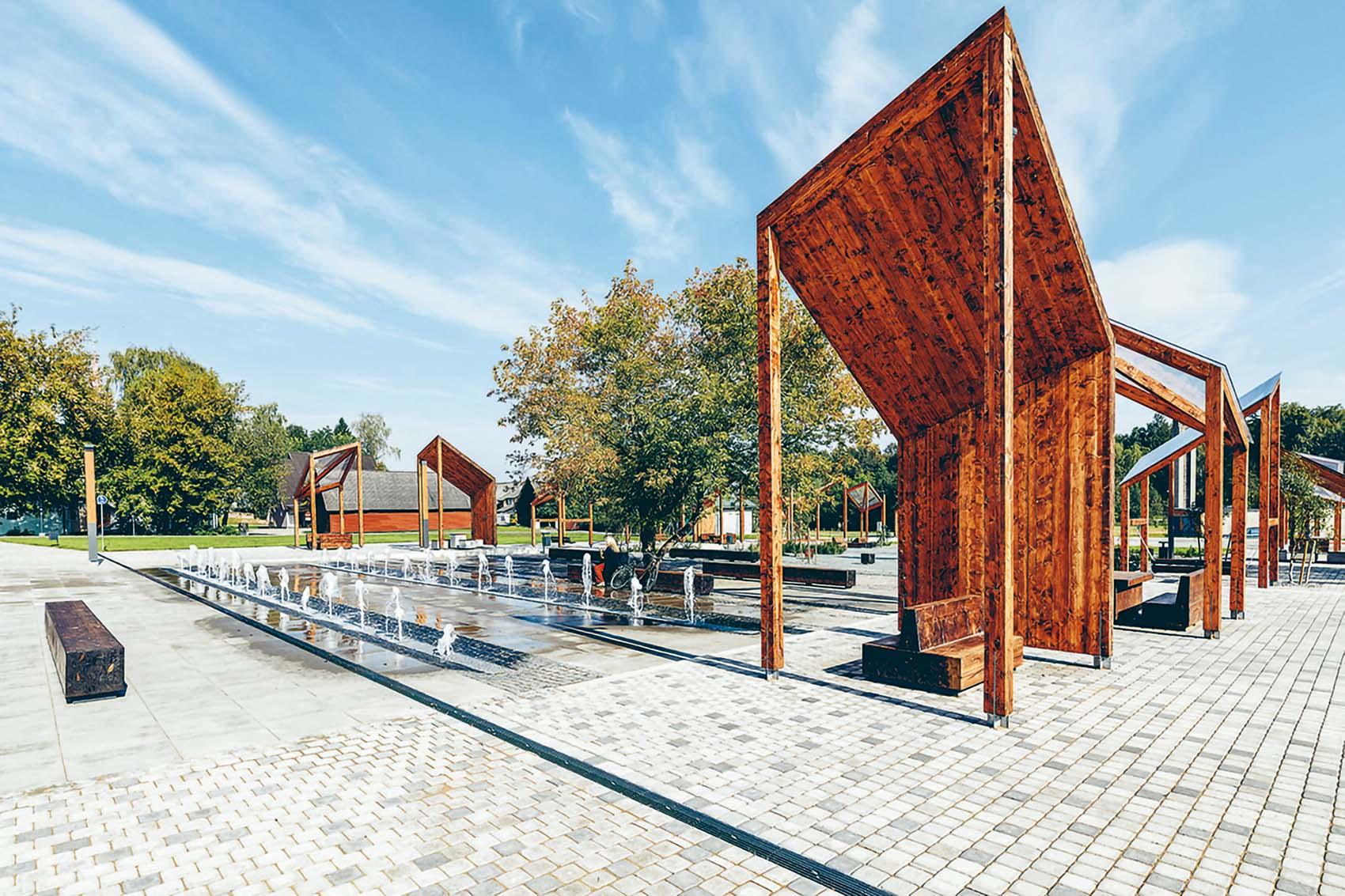 """Square! Positively shrinking"", Padiglione Estonia Biennale Venezia"