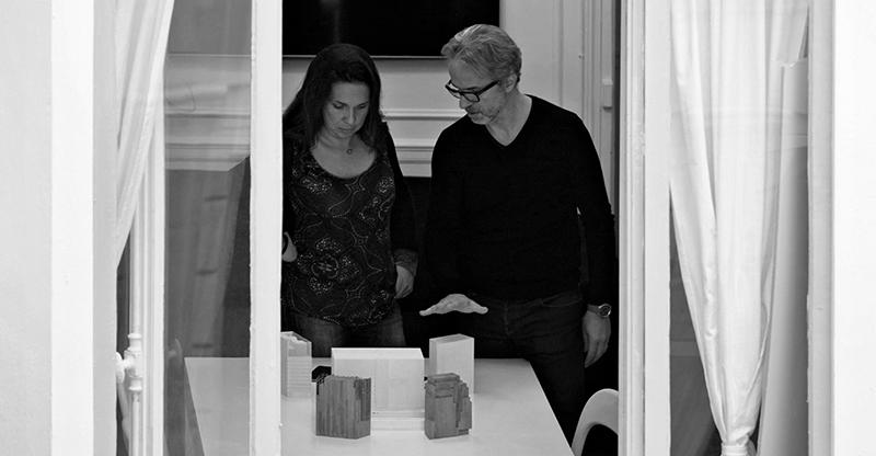 Atelier(s) Alfonso Femia | The Plan