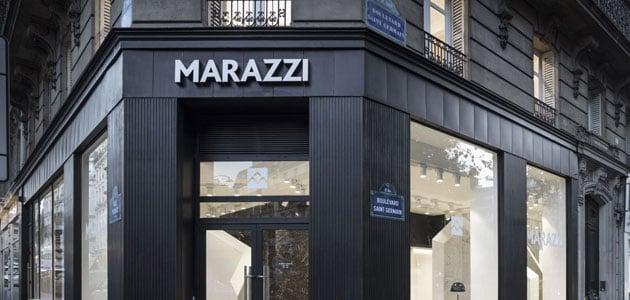 Parigi - Apre lo Showroom Marazzi