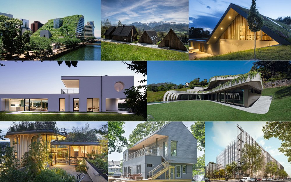 Best Green Architecture The Plan 2020 - web edition