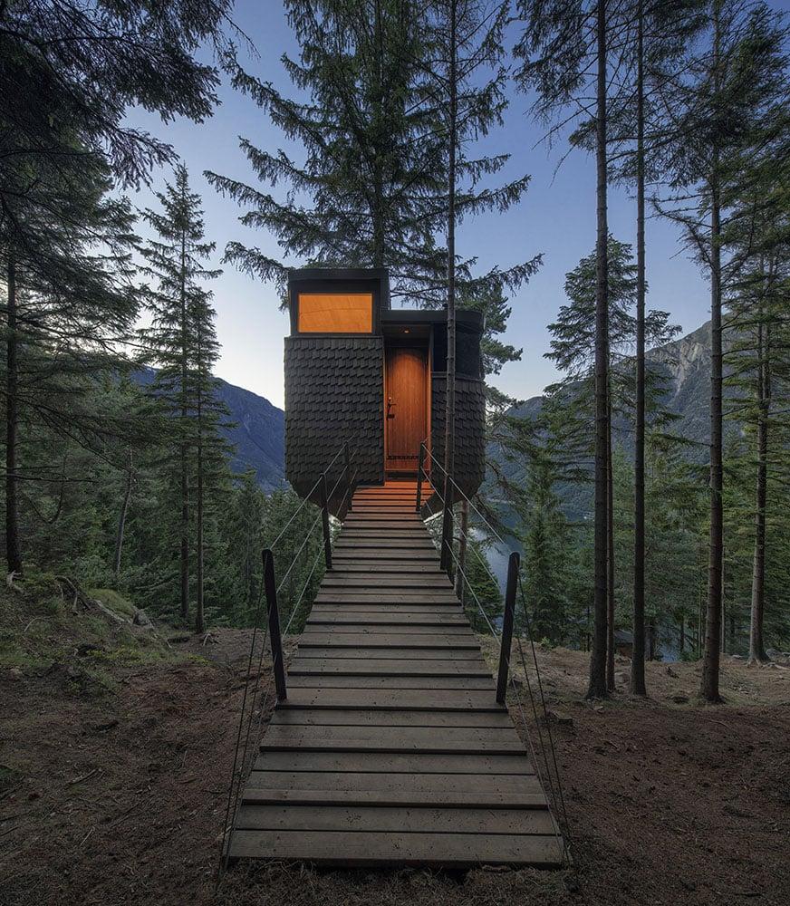 Cabins: una raccolta di 5 progetti per vivere momenti indimenticabili