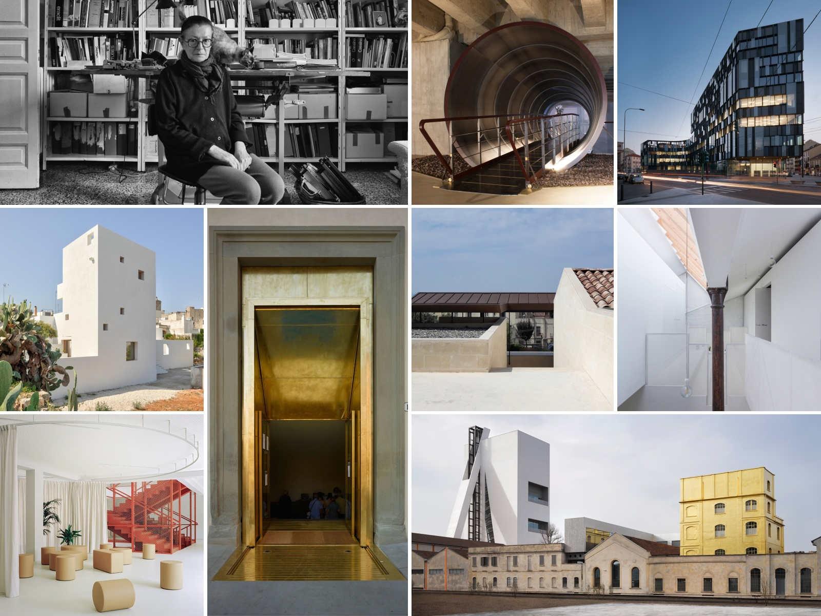 I vincitori del Premio In/Architettura 2020