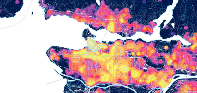 VANCOUVER MAPPING