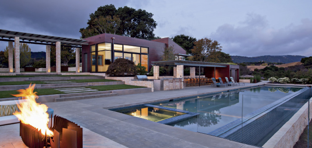 Private residence Saratoga Rolling Hills Estate