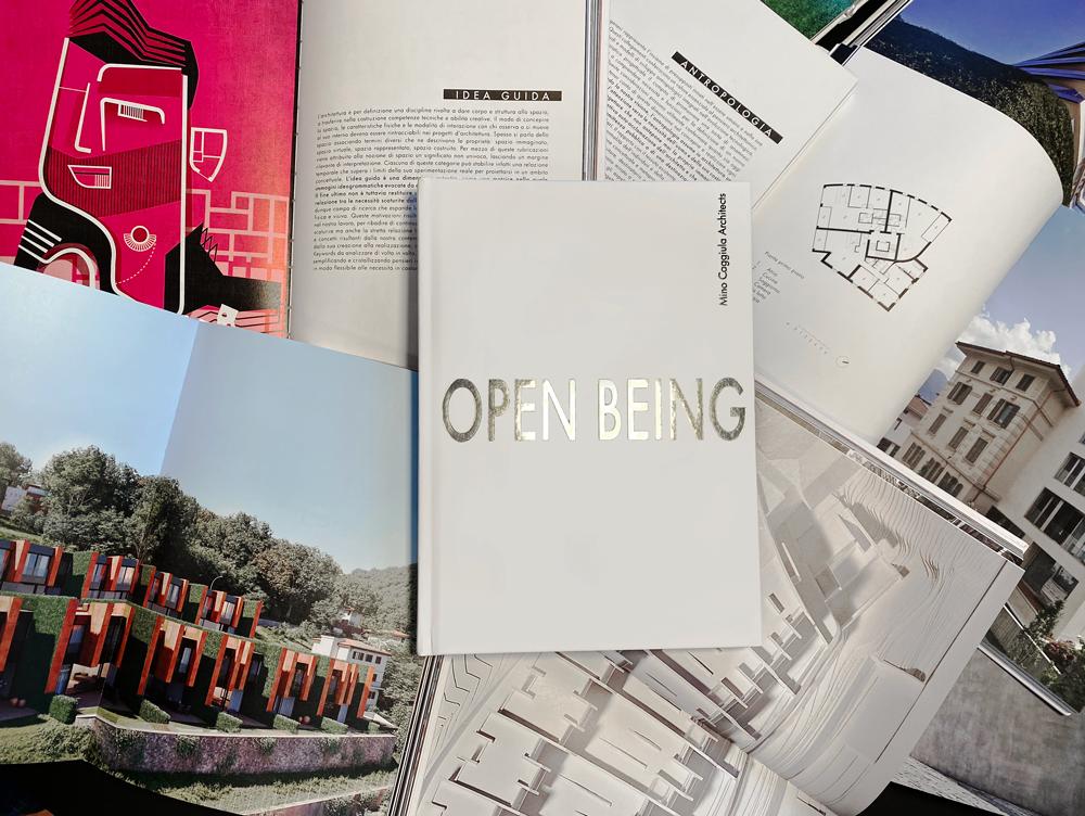 OPEN BEING, il racconto un viaggio  architettura, immagini e pensieri.