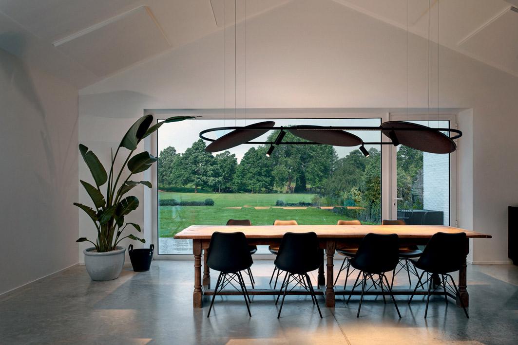UNStudio firma Soliscape per Delta Light design benessere indoor