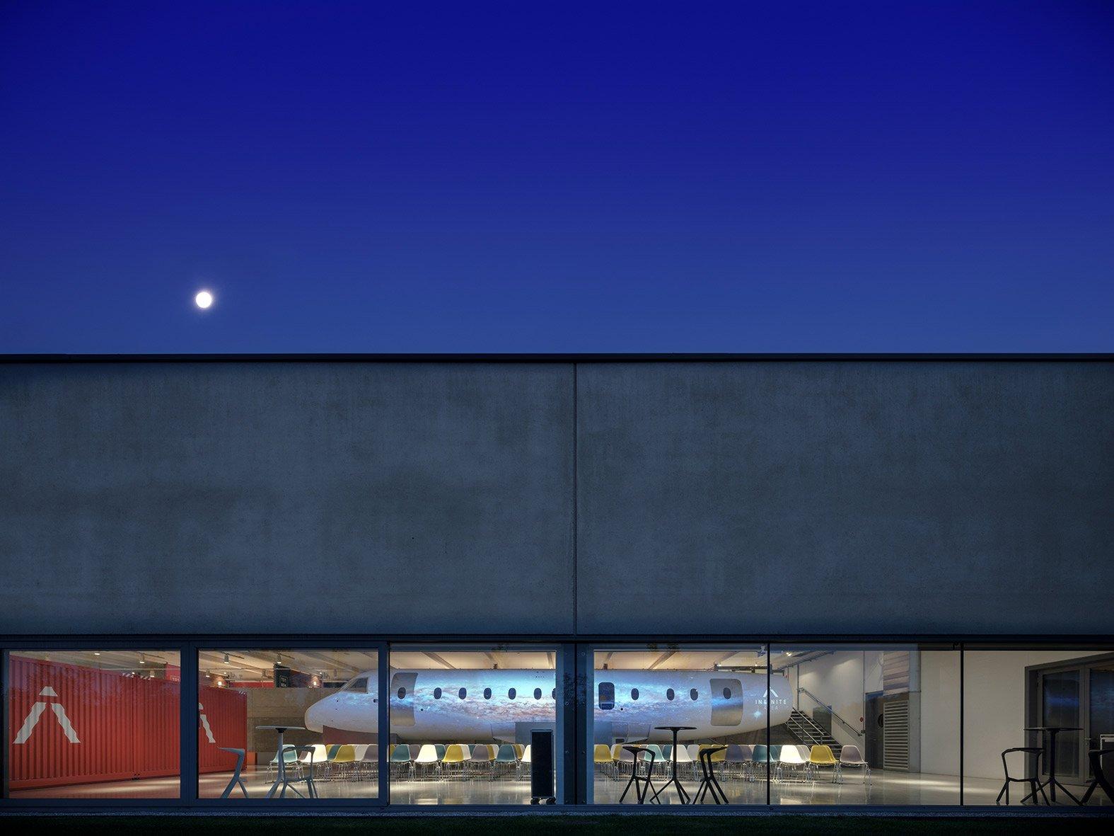 Infinite Area da complesso industriale a Hub per sinergia e dialogo
