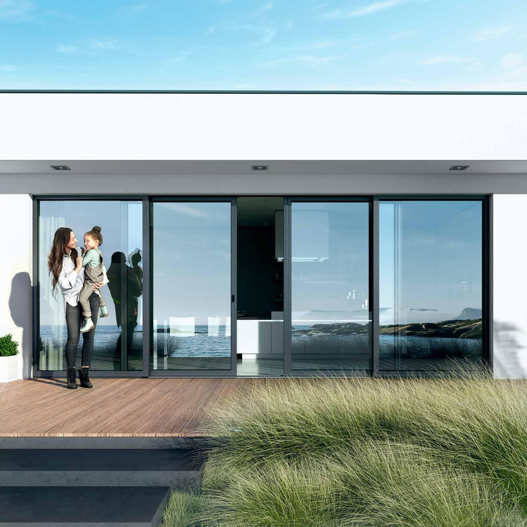 Interior design e benessere abitativo: l'importanza dei serramenti