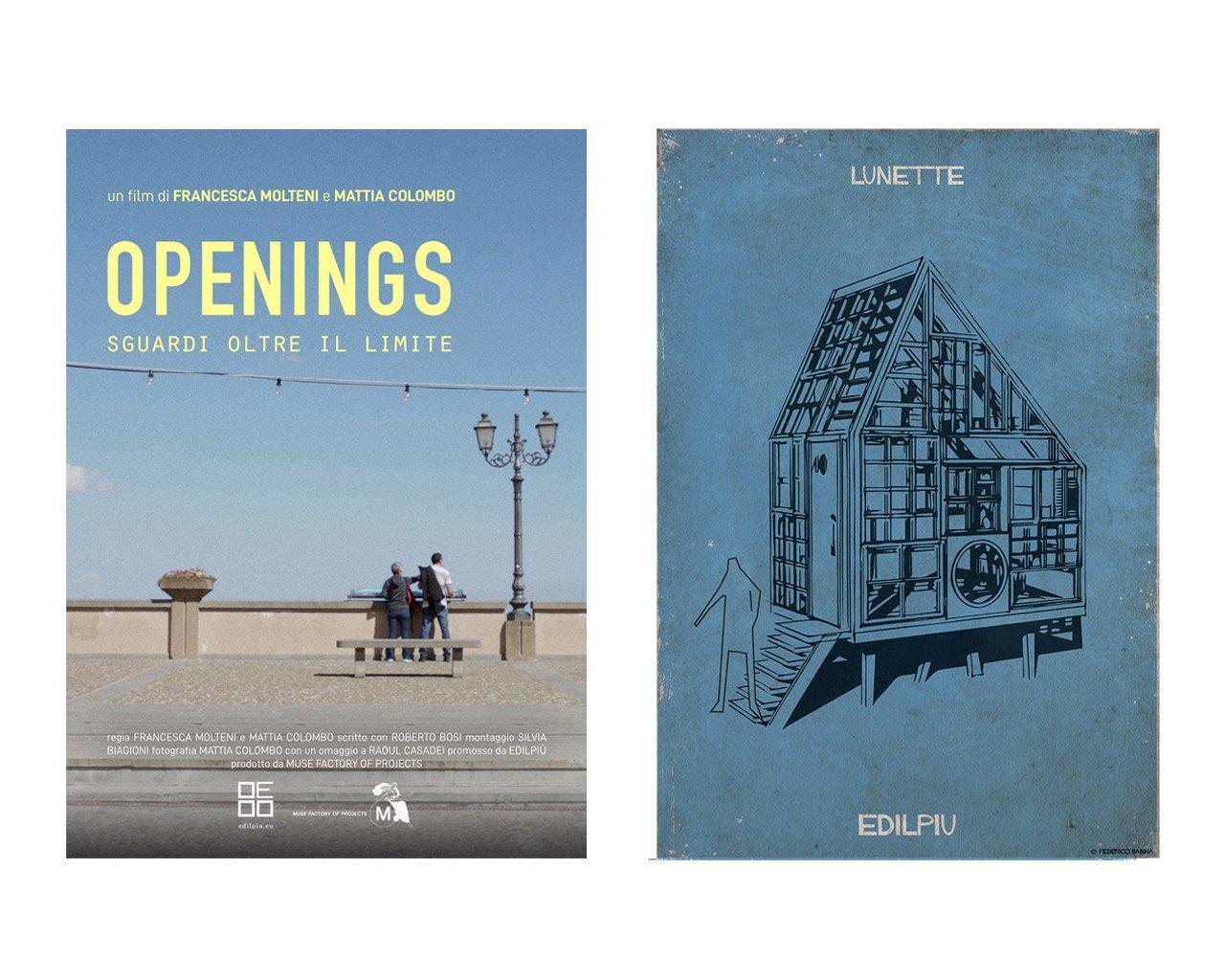 OPENINGS, un progetto dedicato alla scoperta del concetto di soglia