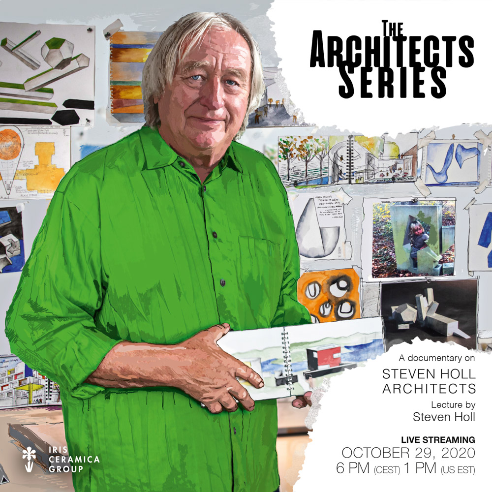 The Architects Series: A Documentary on Steven Holl – Live Streaming