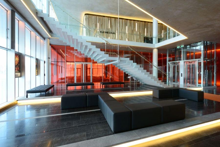 Foyer Architecture Login : Kunstcluster in nieuwegein