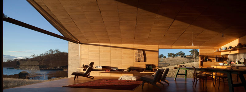 Two Houses In Australia Shearers Quarters And Fairhaven House
