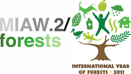 Milano International Architectural Workshop. MIAW.2/forests