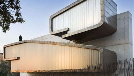 Concorso europeo Copper in Architecture