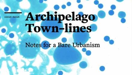 Al MIT una lecture per presentare Archipelago Town-lines