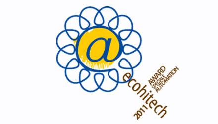 A Greenbuilding l'Award Ecohitech 2011. Premio speciale all'illuminazione a LED