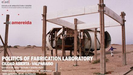 AA Politics of Fabrication Laboratory - Workshop