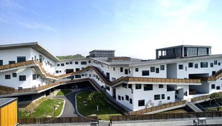 Verso Est. Architectural Chinese Landscape