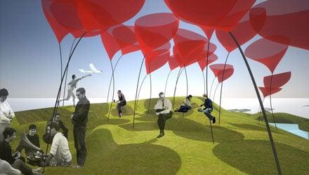 In mostra i dieci progetti finalisti di YAP_Young Architects Program