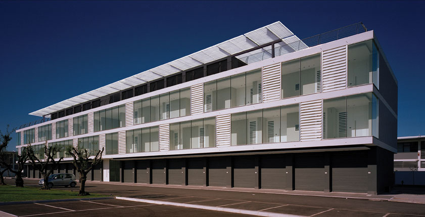 "Office building - ""Incà"" industrial estate - Barletta"