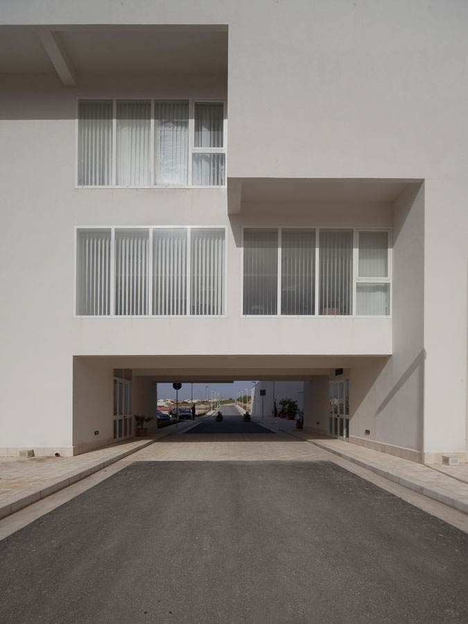 Directions in architecture in Castelvetrano: The new town hall
