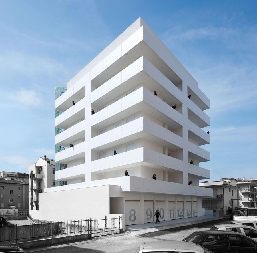 Apartment Block: Oversea Building, Apartment Block