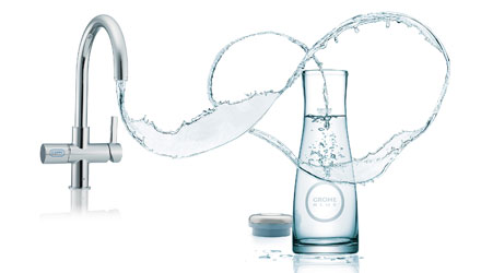 Grohe Blue Plus di Grohe