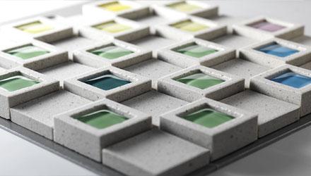 Dent Cube di Inax