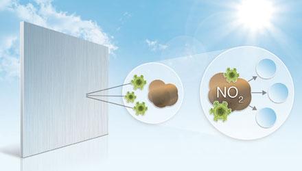 EcoClean™ di Alcoa Architectural Products