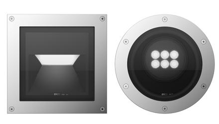 Tesis per LED di ERCO