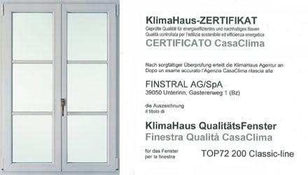 Finstral Top 72 Classic-line di Finstral