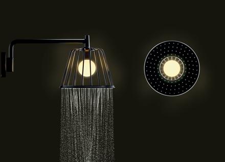 Axor LampShower di Hansgrohe