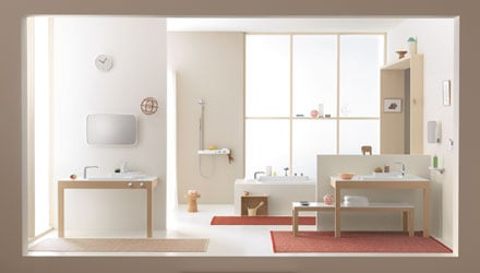 Axor Bouroullec by Hansgrohe