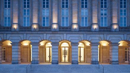Porte finestre EBE 85 di Secco Sistemi
